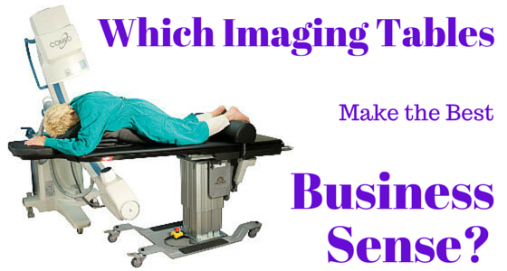Which Imaging Tables Make the Best Business Sense?
